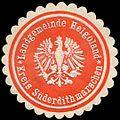 Siegelmarke Landgemeinde Helgoland - Kreis Süderdithmarschen W0216577.jpg