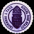 Siegelmarke Siegel der Stadt Cronberg im Taunus W0229429.jpg