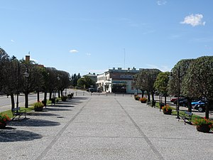 Sienno, Masovian Voivodeship