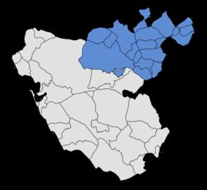Sierra de Cádiz - Image: Sierra de Cádiz