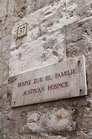 Sign of the Austrian Hocpice.JPG