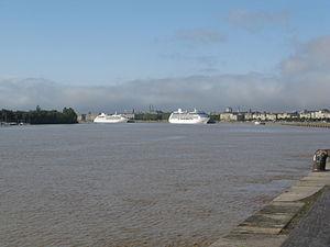 Silver cloud et Insignia sur la Garonne (1).jpg