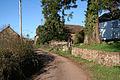 Silverton, lane at Leigh Barton - geograph.org.uk - 114261.jpg