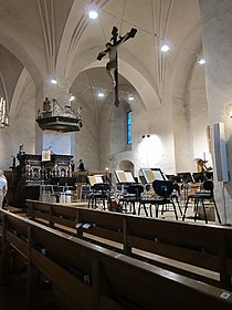 Sinfonia Lahti, Naantalin Musiikkijuhlat, Naantalin kirkko, Naantali, 8.6.2011..JPG