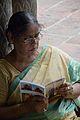 Sipra Mukherjee - Devotee - Hanseswari Mandir - Bansberia Royal Estate - Hooghly - 2013-05-19 7577.JPG