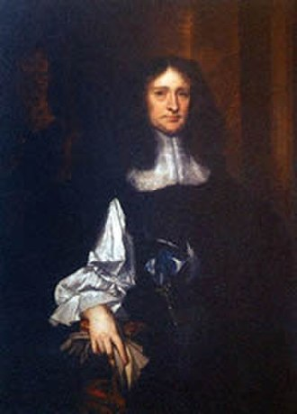 Edmund Andros - Sir George Carteret, proprietor of East Jersey.
