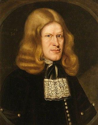 Forbes baronets - Portrait of Sir John Forbes, 2nd Baronet of Craigievar.