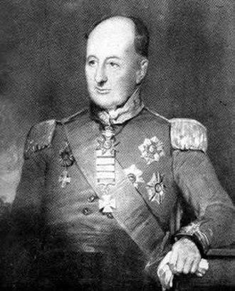 Benjamin D'Urban - Sir Benjamin D'Urban