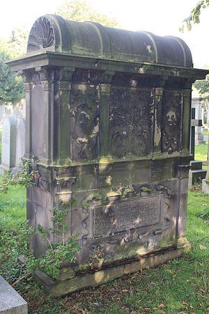 William Fraser (historian) - Sir William Fraser's grave, Dean Cemetery
