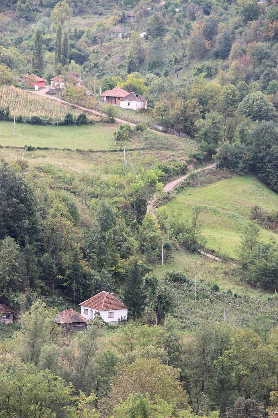 Sitarice - opština Valjevo - zapadna Srbija - panorama 21