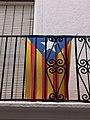 Sitges. Garraf. Catalonian flags - panoramio.jpg