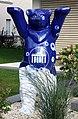 Skulptur Franklinstr 1 (Charl) Beiersdorf Bär.jpg