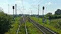 Slovak-Ukrainian state border between Čierna nad Tisou and Solomonovo (from UA side) 02.jpg