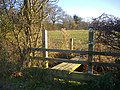 Small footbridge, Old Colwall - geograph.org.uk - 1077900.jpg