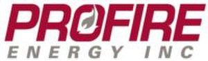 Profire Energy - Image: Smallprofireenergy red 2color
