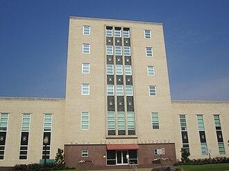 Smith County, Texas - Image: Smith County, TX, Courthouse IMG 0533