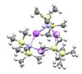 Sodium bis(trimethylsilyl)amide trimer from crystal.png