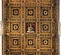 Soffitto a lacunari di giovanni di pietro detto il pazera su dis. di antonio da sangallo il g., 1518-25, 03.jpg