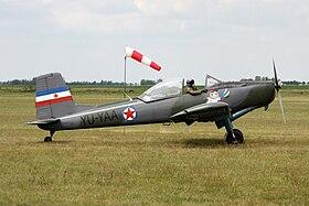 j 20  Un J-20 Kraguj in livrea