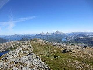 Bindal Municipality in Nordland, Norway