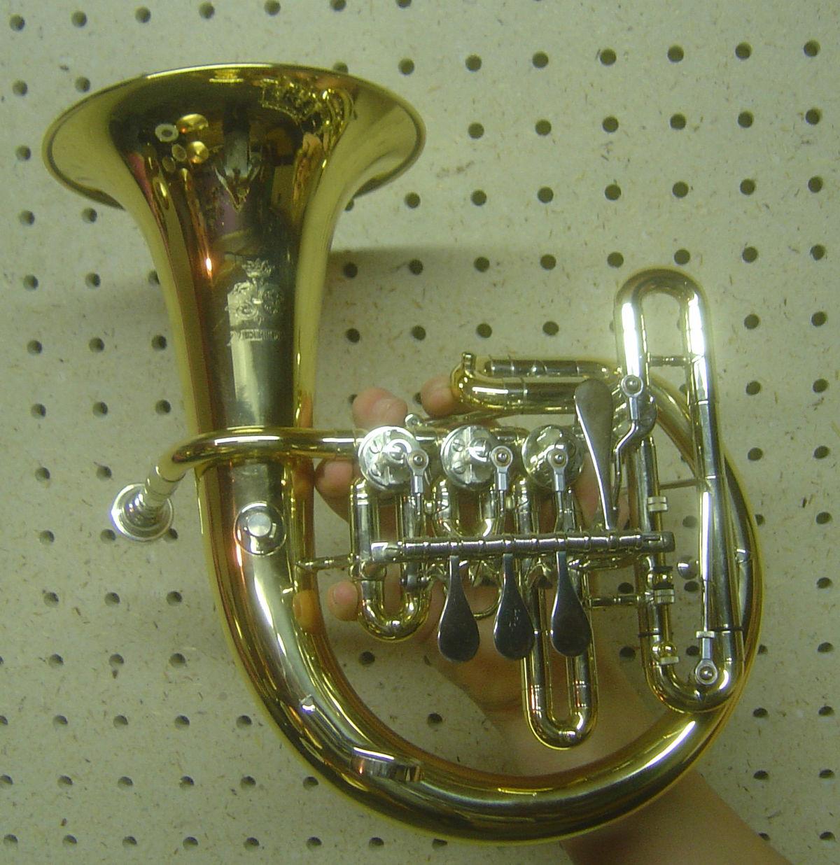 Soprano helicon - Wikipedia