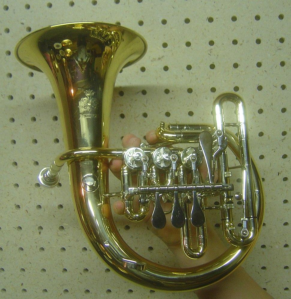 Soprano helicon