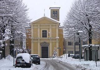 Soresina Comune in Lombardy, Italy