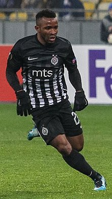 Soumah with Partizan in 2017.jpg