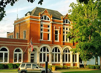 South Pittsburg, Tennessee - South Pittsburg City Hall