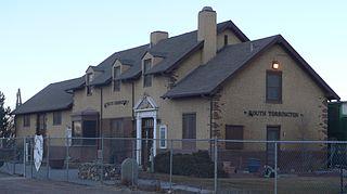 South Torrington Union Pacific Depot United States historic place