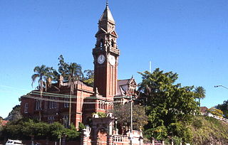 South Brisbane Town Hall