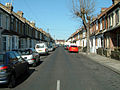 Southend-on-Sea, Chinchilla Road looking North Northeast 2008 - geograph.org.uk - 711012.jpg