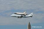 Space Shuttle Discovery Landing At Washington DC.jpg