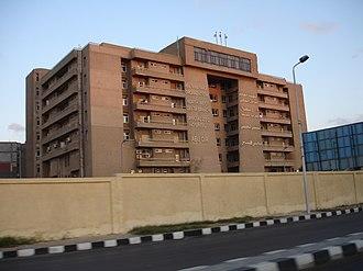 Abu Qir - Specialized hospital at Abu Qir