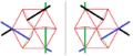 Spiegelsymmetrie von Trihexaflexagonen.png