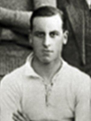 Bert Spreadbury - Spreadbury while with Brentford in 1920.