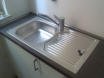 Kitchen sink.