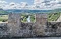 Spur building terrace of the Castle of Beynac 02.jpg