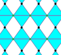 Square bipyramidal honeycomb triangular plane.png
