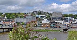 Saint-Georges, Quebec City in Quebec, Canada