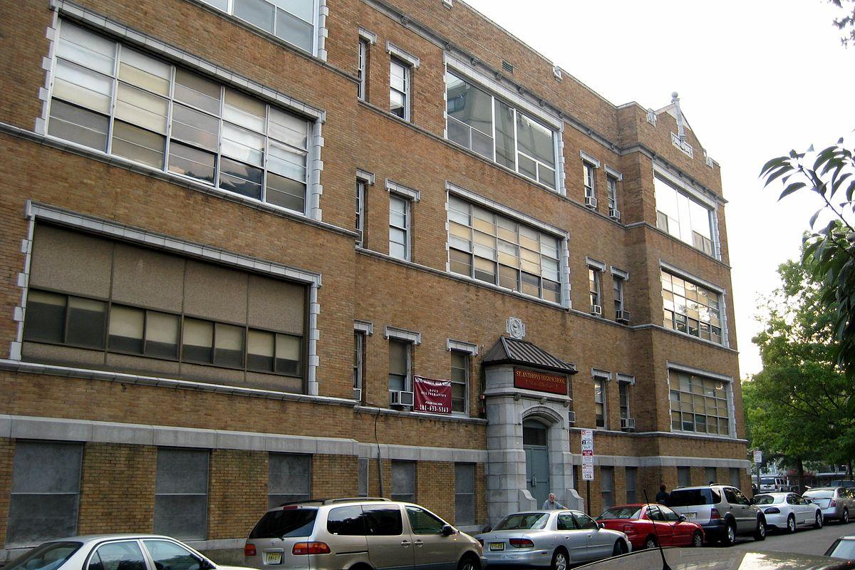 St Anthony High School New Jersey Wikipedia
