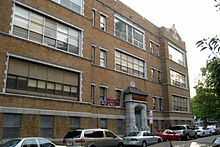 St- Anthony High School, 175 Eighth St, Jersey City, NJ 2014-01-22 16-52.jpg