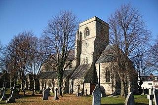 St Lukes Church, Shireoaks Church in Shireoaks, England