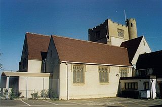 St. Albans Church, Southampton Church in Hampshire, England