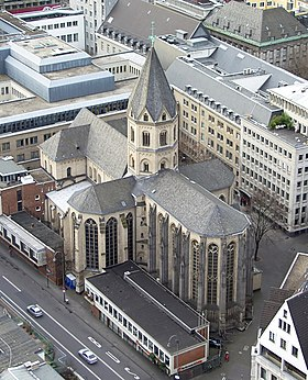 Image illustrative de l'article Église Saint-André de Cologne
