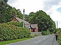 St. John's church, Manley, on the Sandstone Trail - geograph.org.uk - 499649.jpg