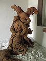 St. Laurentius in Kenzingen, Ölbergfiguren von Johann Christian Wentzinger.jpg