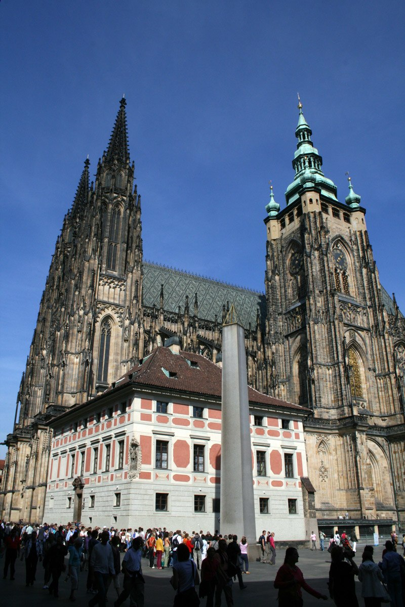St. Vitus Cathedral 2007