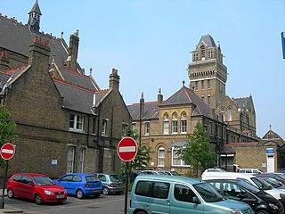 St Charles Hospital Hospital in North Kensington, London