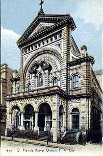St. Francis Xavier Church (Manhattan)